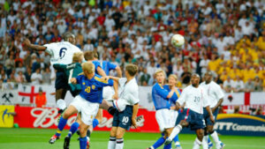 ЧМ-2002: Англия - Швеция