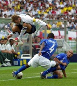 ЧМ-2002: Бразилия - Англия