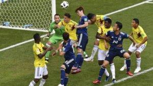 ЧМ-2018: Япония - Колумбия