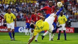 Эдмилсон: гол Коста-Рике
