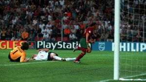 Евро-2000: Португалия - Англия