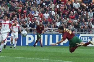 Евро-2000: Турция - Португалия