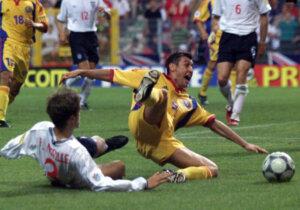 Евро-2000: Румыния - Англия