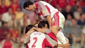 Евро-2000: Турция - Бельгия