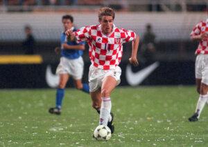 Футболист сборной Хорватии Ален Бокшич
