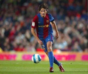 "Футболист ""Барселоны"" Эдмилсон"