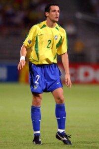 Футболист сборной Бразилии Жулиано Беллетти