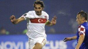 Футболист сборной Турции Хамит Алтынтоп