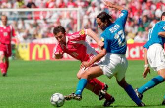 Футбольные противостояния: Италия - Турция