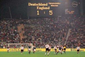 Германия - Англия 1:5