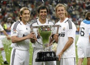Гути - чемпион Испании