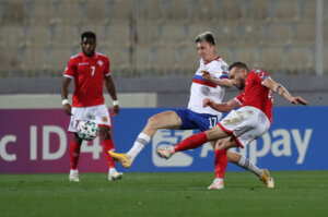 Мальта - Россия 1:3