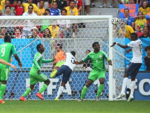 Поль Погба: гол Нигерии