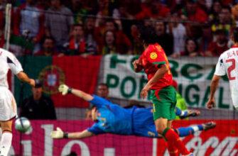 Португалия - Испания на Евро-2004
