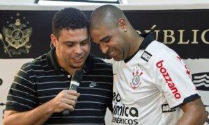 Роналдо и Адриано