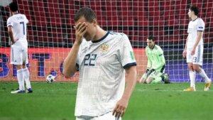 Россия - Сербия 5:0
