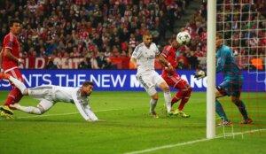 Серхио Рамос: второй гол