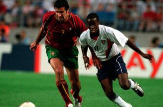 США - Португалия на ЧМ-2002