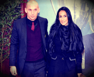 Стефания и Кристиан Аббьяти