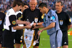 """""""Валенсия"""" - """"Марсель"""" (2004): перед матчем"""