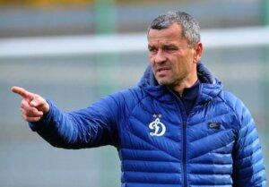 Юрий Никифоров - тренер
