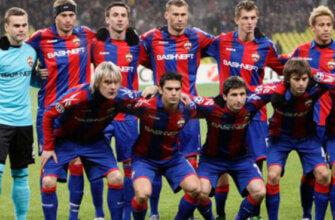 ЦСКА в ЛЧ 2009-2010