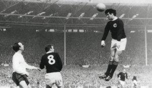 ЧМ-1954: отборочный матч Шотландия - Англия