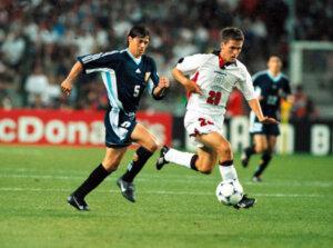 ЧМ-1998: Аргентина - Англия