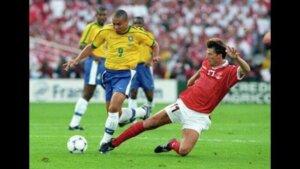 ЧМ-1998: Бразилия - Дания