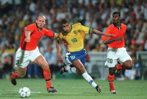 ЧМ-1998: Бразилия - Голландия