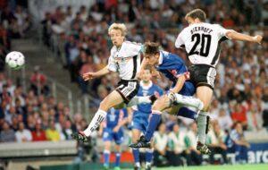 ЧМ-1998: Германия - Хорватия