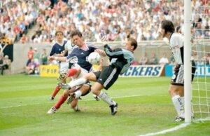 ЧМ-1998: Германия - Югославия