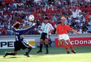 ЧМ-1998: Голландия - Аргентина