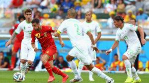 ЧМ-2014: Бельгия - Алжир