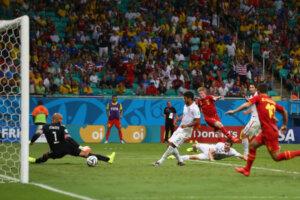 ЧМ-2014: гол де Брюйне в ворота США