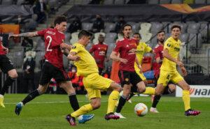 Финал ЛЕ-2021: эпизод матча