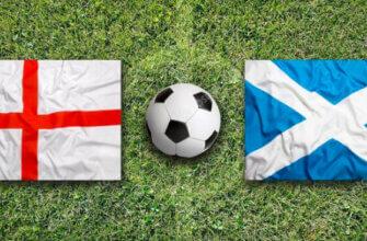 Футбольные противостояния: Англия - Шотландия