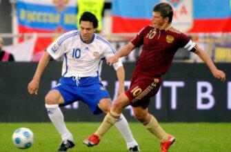 Футбольные противостояния: Россия - Финляндия