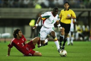 Халил Фадига: атака