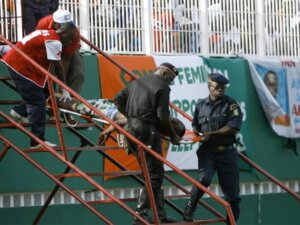 Кот д'Ивуар - Малавия: трагедия на матче