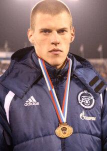 Мартин Шкртел - чемпион России