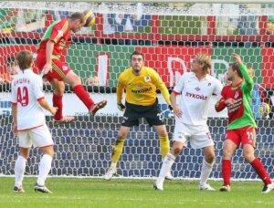 Матч 2007 года: гол Асатиани