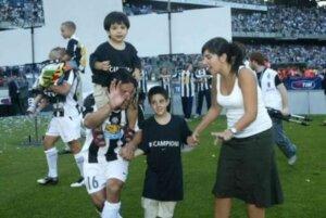 Мауро Каморанези: семья