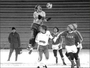 Отбор Евро-1980: СССР - Финляндия