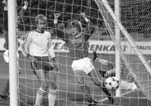 Отбор Евро-1984: СССР - Финляндия