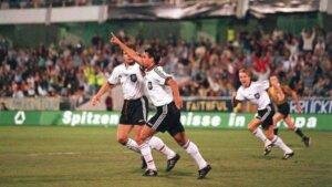 Отборочный турнир ЧМ-1998: сборная Германии