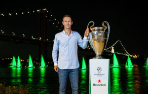 Победитель Лиги чемпионов Рикарду Карвалью