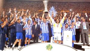 """""""Порту"""" - обладатель Кубка УЕФА-2003"""