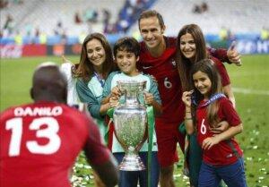 Рикарду Карвалью: семья