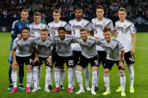 Сборная Германии - главный фаворит Евро-2020